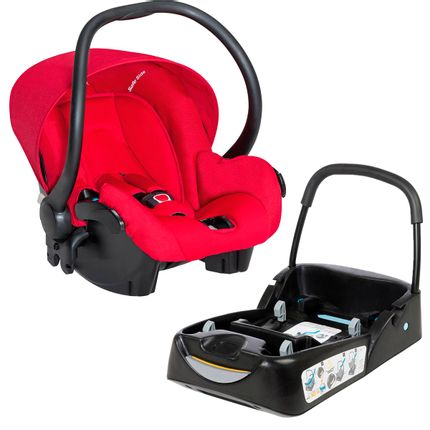 8592XMBR-RED-8591-Base--Bebe-Confort-One-Safe-Safety-1st-1