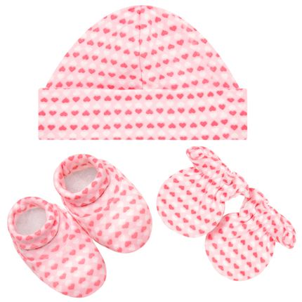 KLSS1658-a-Roupa-Bebe-Baby-Menino-Kit-Touca-Luva-Sapatinho-Suedine-Mini-Kids-1