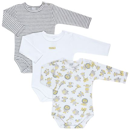 PAML1388-a-A-Roupa-Bebe-Baby-Menina-Menino-Pack-Body-Longo-Suedine-Mini-Kids-1