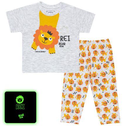 BC1943-e-Roupa-Bebe-Baby-Menino--Pijama-Curto-Cara-de-Crianca-1