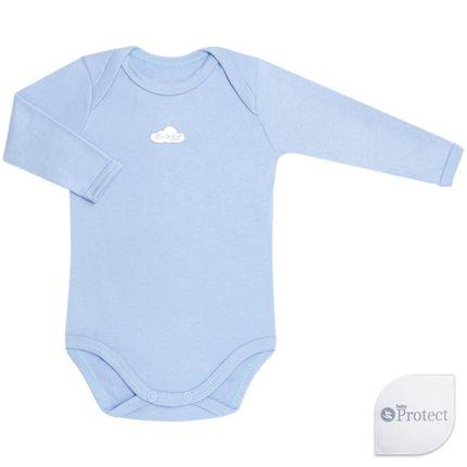 BDTL1735-a-Roupa-Bebe-Baby--Menino-Body-Longo-Suedine-Baby-Protect-Mini-Kids-1