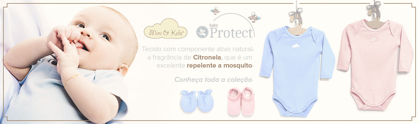 Banner Home Coordenado Protect Mini Kids