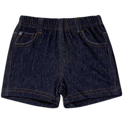 10Q05-208_A-Roupa--Bebe-Baby-Menino-Bermuda-Jeans-Fleece-Bibe-1