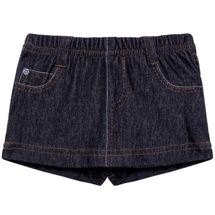10P11-208-P_A-Roupa--Bebe-Baby-Menina-Short-Saia-Jeans-Fleece-Bibe-1