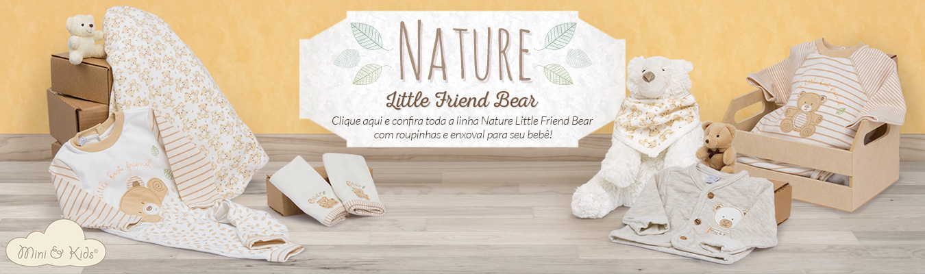 Banner Home Grande - Nature Bear MK