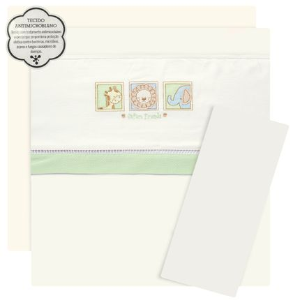 JLU0001213A-Enxoval-Maternidade-Bebe-Jogo-Lencol-Carrinho-Classic-for-Baby