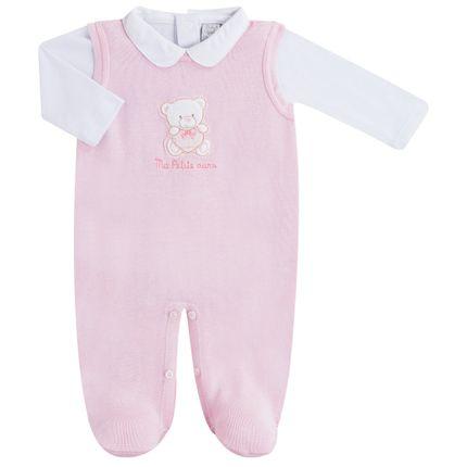 roupa-bebe-menina-jardineira-body-longo-tricot-Baby-Classic