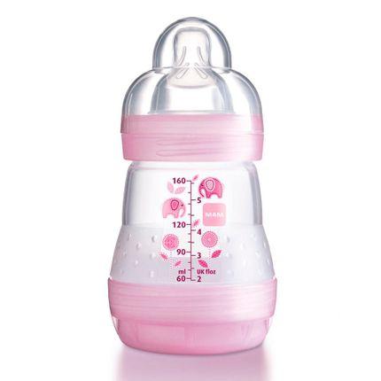 Mamadeira First Bottle (160ml) Girls (0m+) - MAM