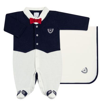 AB163653M_A-roupa-bebe-menino-jogo-maternidade-macacao-gravata-manta-Anjos-Baby