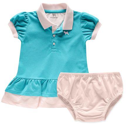 CY20226.515-Roupa-Moda-Bebe-Baby-Kids-Vestiso-com-Calcinha-Short-Charpey-1