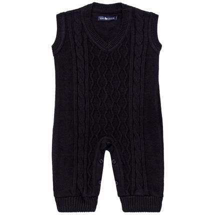 16144262_A-Roupa-bebe-menino-Macacao--jardineira-tricot-Mini-Sailor