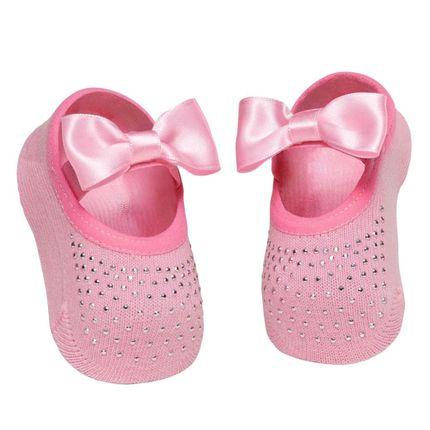 PK6913-RS-0_-moda-bebe-menina-acessorios-meia-sapatilha-laco-rosa-Puket-bebefacil