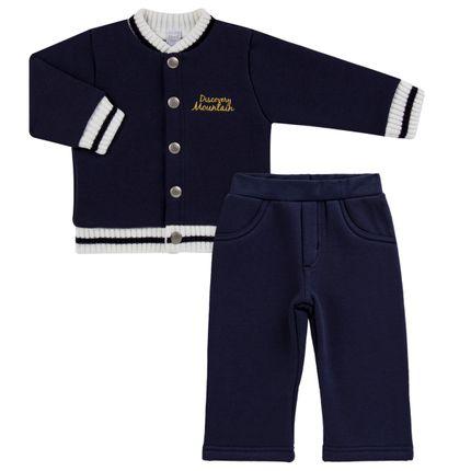 19154161_A-Moda-bebe-menino-conjunto-casaco-com-calca---Mini---Classic