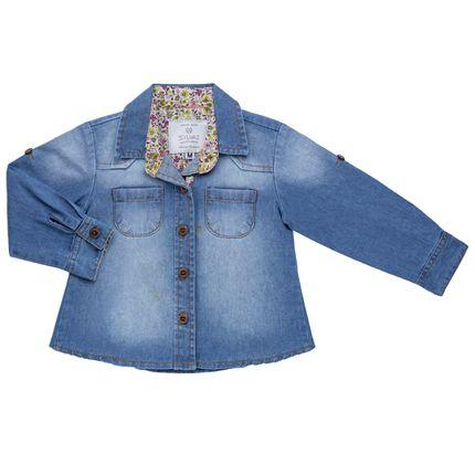 SZ1084-M_A-Moda-Roupa-Menina-Camisa-Jeans---Sylvaz