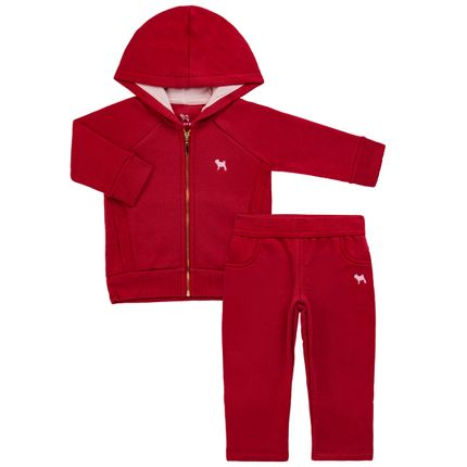 CY21310-1031_A-moda-infantil-menina-conjunto-blusao-casaco-calca-moletom-charpey