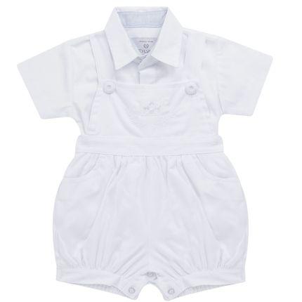 SZ411_A-Moda-Batizado-Menino-Camisa-com-Jardineira-Sylvaz