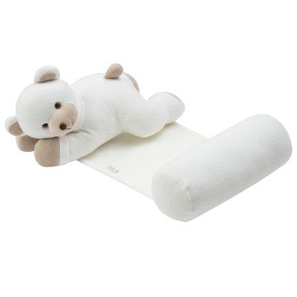 Segura nenê Toy em suedine matelassê Teddy - Anjos Baby