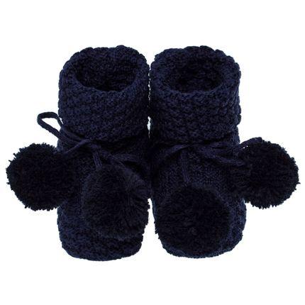 16430020008_A-moda-bebe-menino-sapatinho-botinha-pompom-em-tricot-marinho-Roana