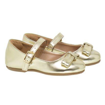 LP55.05-moda-bebe-menina-sapatilha-laco-duplo-couro-dourada-Lupie