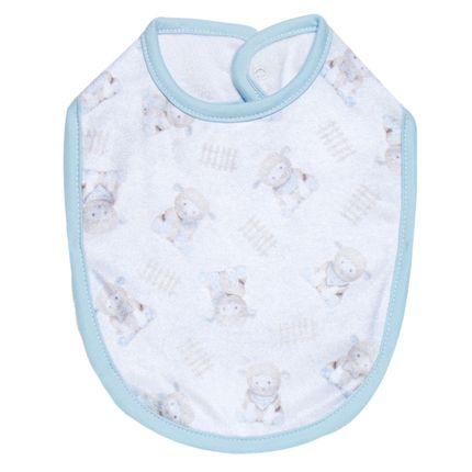BFS4345-enxoval-e-maternidade-babador-atoalhado-ovelhinha-azul-Petit