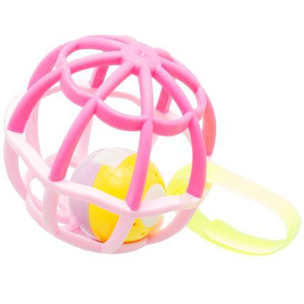 BUBA5843rosa-A-brinquedo-menina-menino-baby-ball-Buba