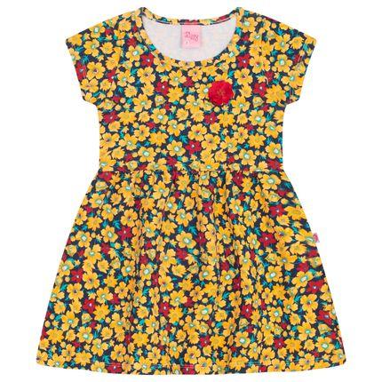 LV4921.MR_A-moda-bebe-kids-menina-vestido-manga-curta-cotton-floral-livy