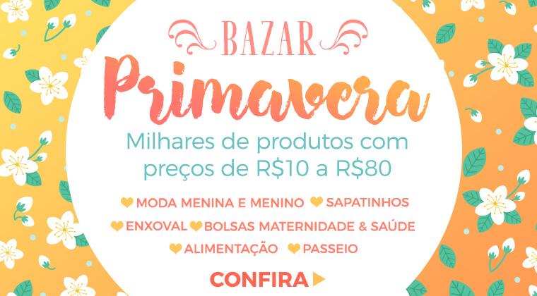 Bazar Primavera 2017