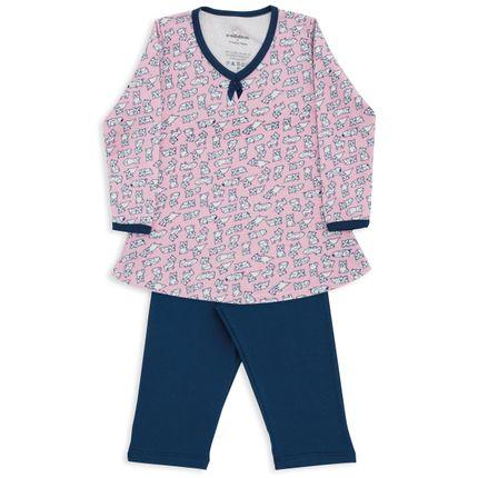 DDK18167-E21-moda-bebe-menina-pijama-suedine-Dedeka