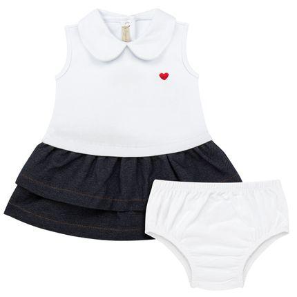 CQ17110_A-Moda-Menina-Conjunto-Vestido-com-Calcinha---Coquelicot