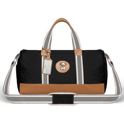 MA9045-Bolsas-Maternidade-Mala-Adventure-Sarja-Preto---Classic-for-Baby-Bags