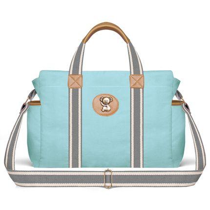BSA9023-Bolsas-Maternidade-Adventure-Sarja-Azul---Classic-for-Baby-Bags