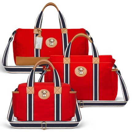 MA9042-BSA9042-FSGC9042--id-53160--Bolsas-Maternidade-Kit-Adventure-Sarja-Vermelho---Classic-for-Baby-Bags