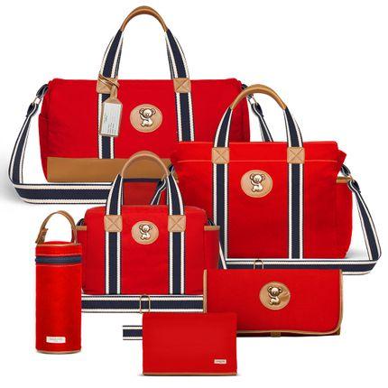 MA9042-BSA9042-FSGC9042-FA9042-TCSA9042-PMSA9042--id-53159--Bolsas-Maternidade-Kit-Adventure-Sarja-Vermelho---Classic-for-Baby-Bags