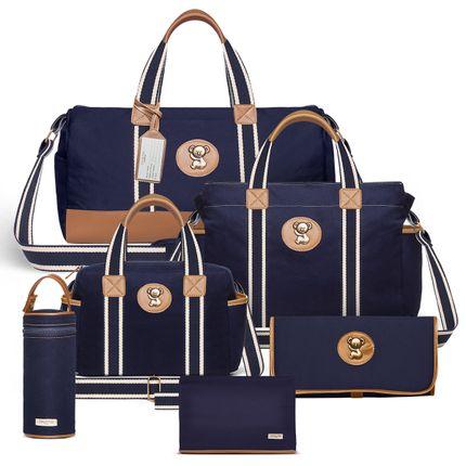 MA9043-BSA9043-FSGC9043-TCSA9043-PMSA9043-FA9043--id-54006--Bolsa-Maternidade-Kit-Sarja-Marinho---Classic-for-Baby-Bags