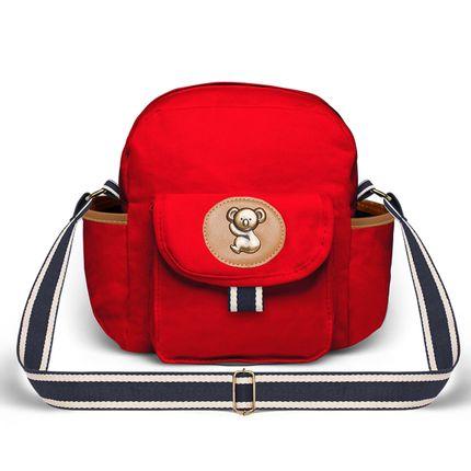 FTTA9042-Bolsas-Maternidade-Adventure-Sarja-Vermelho---Classic-for-Baby-Bags