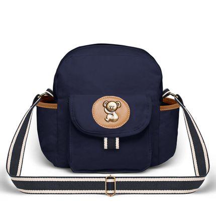 FTTA9043-Bolsa-Maternidade-Frasqueira-Sarja-Marinho---Classic-for-Baby-Bags