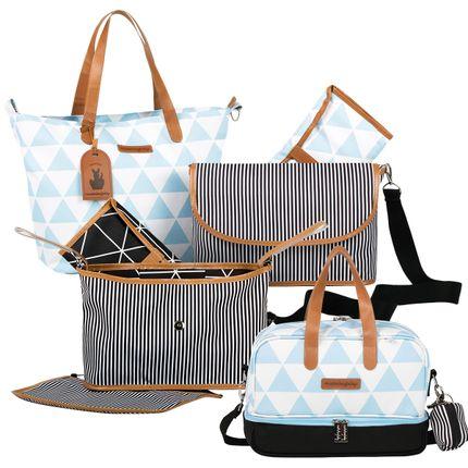 Bolsa-Maternidade-Kit-3-pecas-Manhattan-Azul---Masterbag