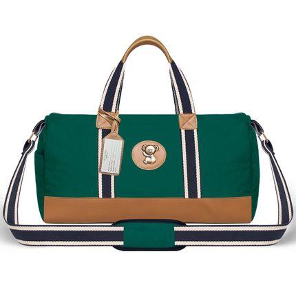 MA1230--Bolsa-Maternidade-Adventure-Verde---Classic-for-Baby-Bags