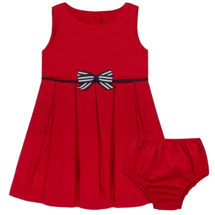 14474263_A-moda-bebe-menina-vestido-cam-calcinha-vermelho-Mini-Sailor