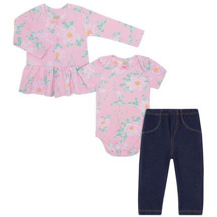 PL65874_A-moda-bebe-menina-conjunto-casaquinho-body-curto-calca-legging-jeans-Floral-Pingo-Lele
