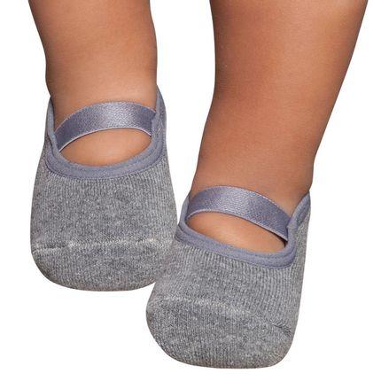 PK7039D-ME-moda-bebe-menino-menina-meia-sapatilha-elastico-mescla-Puket