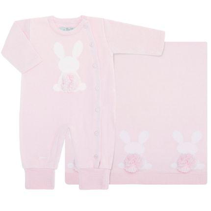 99004565-moda-bebe-menina-saida-de-maternidade-macacao-manta-tricot-coelhinha-pom-pom-rosa-Petit-no-Bebefacil-loja-de-roupas-e-nxoval-para-bebes