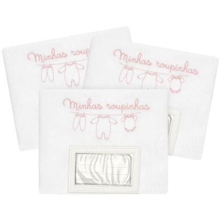 PRMK4587-A-enxoval-e-maternidade-bebe-menina-porta-roupinha-maternidade-rosa-Petit-no-Bebefacil-a-loja-de-roupas-enxoval-para-bebes