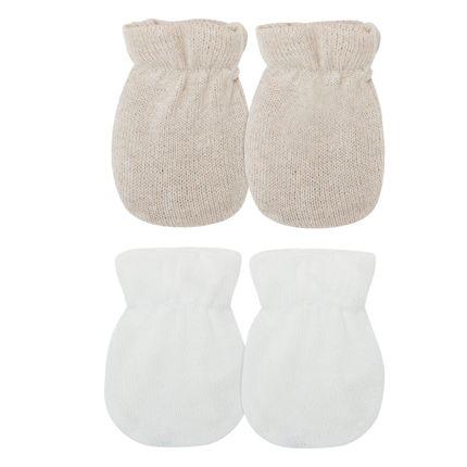 10314567_A-moda-bebe-menina-kit-2-luvinhas-para-bebe-em-tricot-branca-caqui-Petit-no-Bebefacil-loja-de-roupas-e-nxoval-para-bebes