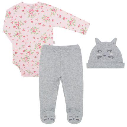 PL65922_A-moda-bebe-menina-body-longo-calca-mijao-touca-em-suedine-Pingo-Lele-no-Bebefacil-loja-de-roupas-e-enxoval-para-bebes
