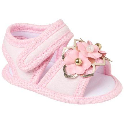 KB5190-7_A-Sandalia-para-bebe-rosa-no-Bebefacil-loja-roupas-e-enxoval-bebe