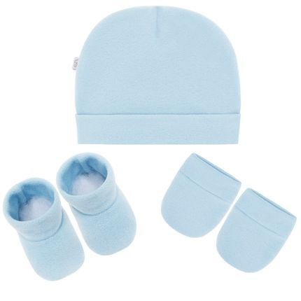 PL65798a_A-moda-bebe-menino-acessorios-kit-touca-luva-sapatinho-em-soft-azul-Pingo-Lele-no-Bebefacil-loja-de-roupas-e-enxoval-para-bebes