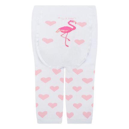 LK071267_A-Moda-Menina-Legging-Divertida-PP-Flamingo---Leke-no-Bebefacil-Loja-de-Roupas-e-Enxoval-para-Bebe