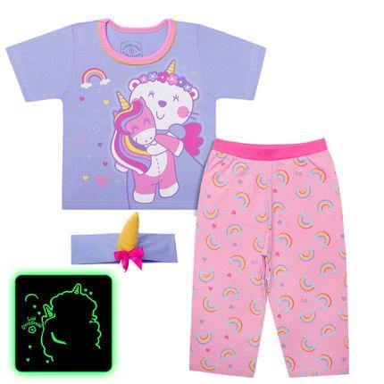 C3605_A-moda-bebe-kids-menina-pijama-curto-camiseta-calca-malha-luli-unicornio-cara-de-crianca-no-bebefacil-loja-de-roupas-enxoval-e-acessorios-para-bebes
