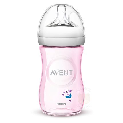 SCF62017-A-Mamadeira-Petala-260ml--1m---Pink-Roses---Philips-Avent